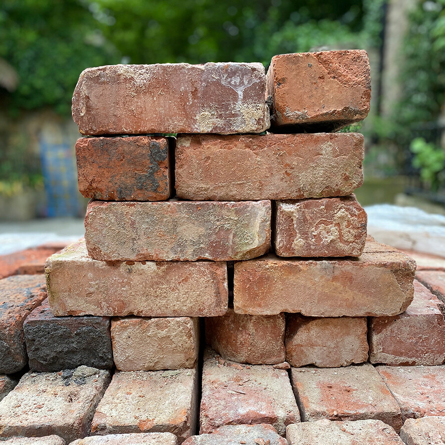 Slider reclaimed red brick final