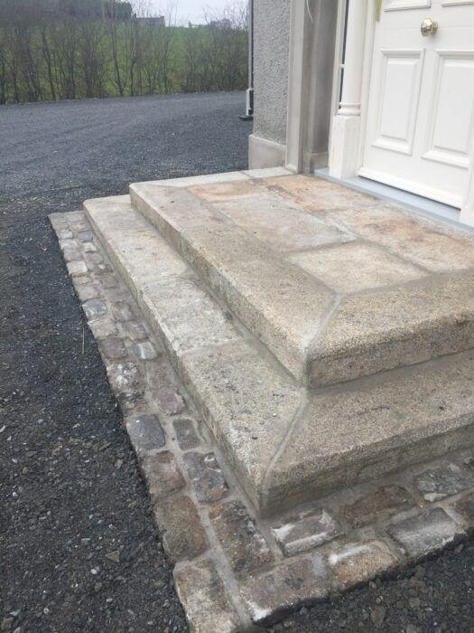 Copy of Granite steps
