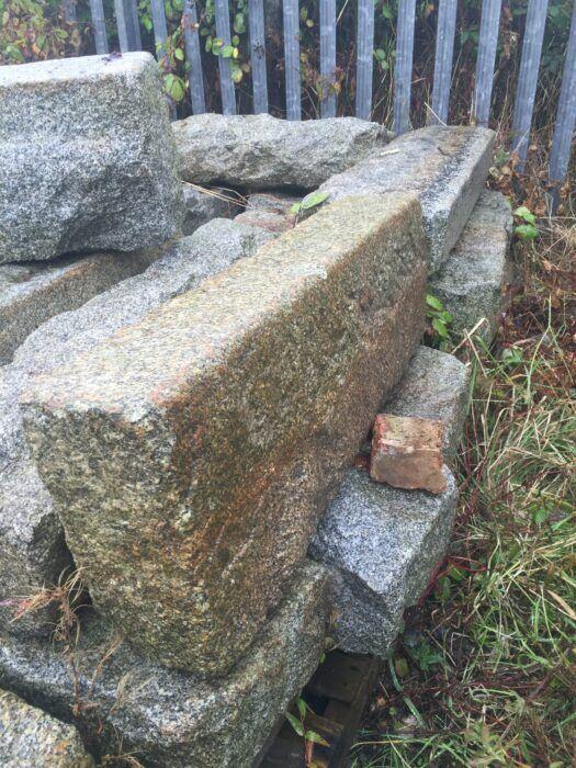 Kerb granite large Wicklow square(1)