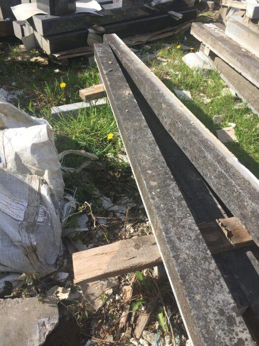 Kerb limestone 4 inch_
