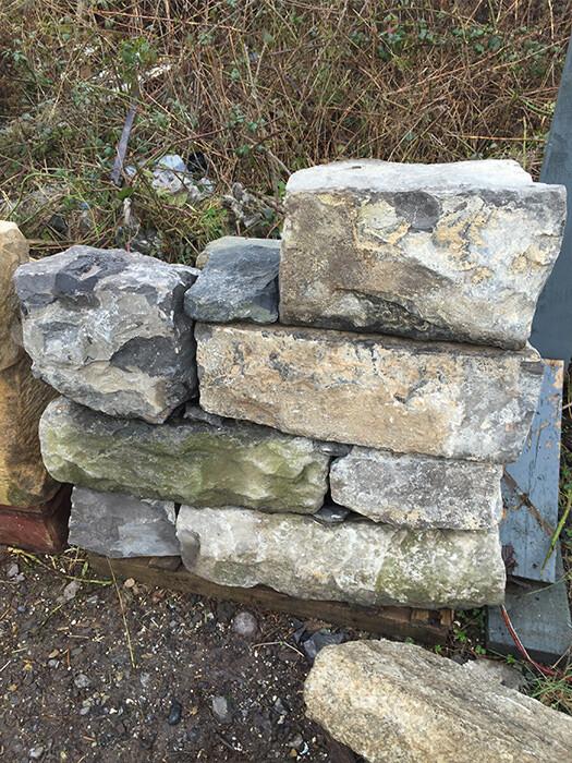 Old Mill limestone