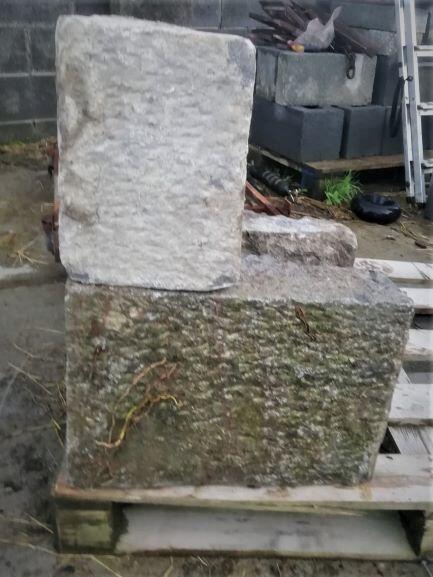 limestone quoin sparrow peck