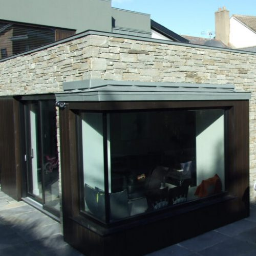 6. House dry limestone