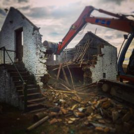 demolition recycling